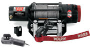 Warn Provantage 4500 Winch W/mount Gravely Atlas Jvc Available All Years
