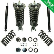 Front Rear Suspension Air To Coil Spring Conversion Kit Set For Mark Viii New