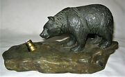 Antique Usa Grizzly