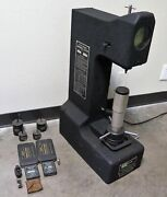 Service Diamond Model 12ssa Rockwell Hardness Tester Lab Testing By Louis Small