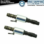 Smp Engine Vct Variable Camshaft Timing Control Solenoid Pair For Ford Lincoln