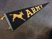 1960's Army Full Size 29'' Vintage Pennant 2