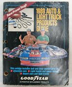 Goodyear 1989 Auto And Light Trucks Products Guide Catalog