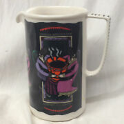 Chaleur Matt Walton Pitcher 34 Oz People Sitting At Table Giant Cup Of Coffee