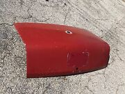 Rover P6 3500s 1969-70 Or 2000 2000tc Boot Or Trunk Lid 2 Brigade Red Paint