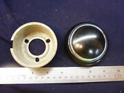 1956-1967 Volkswagon Vw Horn Button And Cup Bug Bus Batwing Steering Wheel 1961 67