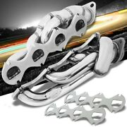 Bfc Racing Exhaust Shorty Header Manifold For 05-10 F250/f350 Superduty Sd 5.4l