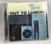 Out To Lunch By Eric Dolphy Cd Rudy Van Gelder Bmg Direct D128332 Audio Jazz