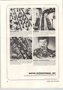 1962 Paper Ad Reeves International Inc Britains Toy Soldiers Marklin Train Sets