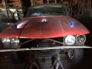 Fenders Or Wings And Body Shell From 1970 Us Rover 3500s No Engine Or Transmission