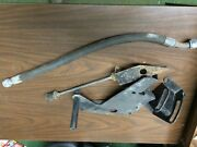 Rover 3500s Us Nada P6 Factory Air Conditioning . Three Brackets, One Hose