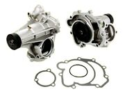 Graf Engine Cooling Motor Coolant Water Pump W/ Gasket O-rings New For Mercedes