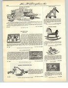 1941 Paper Ad Toy Soldiers Of Fortune Metal Lithograph Mechanical China Clipper