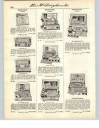1941 Paper Ad Gilbert Erector The Electric Train Set Auto Automotive