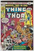 L5237 Marvel Two-in-one, 22, Vol 1, Nm Condition