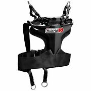 Simpson Hybrid S Race / Rally Fia And Sfi Approved Head And Neck Restraint / Fhr