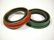 Turbo 400 Transmission Front Pump And Rear Extension Tail Housing Seal Kit Th400