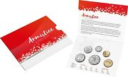 2018 Uncirculated Year Set - Armistice One Hundred Years On - Ram Unc Set