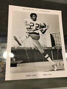 Rodney Clark University Of Pittsburgh Pitt Football 8x10 Publicity Photo Nm