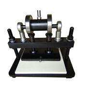 Leathercraft Tools Manual Leather Cutting Machine Die Cut And Embossing Machines