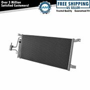 Ac Condenser A/c Air Conditioning With Receiver Drier For Gm Suv Truck New