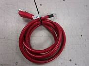 Electrical Wire Cable 3/0 Awg / Gauge Red 11and039 W / Terminal Marine Boat