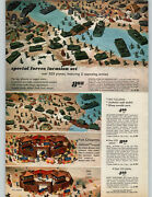 1965 Paper Ad 2 Pg Toy Special Forces Invasion Us Army Soldiers Military Combat