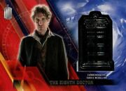 Doctor Who Timeless Platinum Parallel [1/1] Tardis Card The Eighth Doctor
