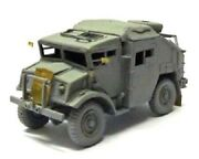 Milicast Uk261 1/76 Resin Wwii British Field Artillery Tractor 4fatcmp 13 Cab