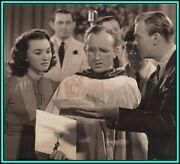 Ginny Simms And Dennis Oand039keefe In Thatand039s Right Youand039re Wrong - Orig. Photo 1939