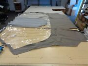 Crownline 255 Ss Aft Curtain Taupe 119 X 8 1/2 114619048 Marine Boat