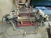 Complete Front Suspension Without Rack For 1975 Ford Mustang