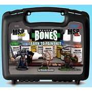 Paint Reaper Paint Sets And Kits Dark Heaven Bones Learn To Paint Kit