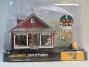 Woodland Scenics O Scale Country Store Expansion Built And Ready O Gauge Wds5845