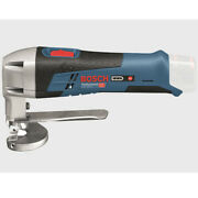 Bosch Gsc 12v-13 Cordless Metal Shear Bare Tools Only Body Compatible 10.8v