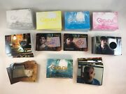 Grimm Season 1 Complete Master Card Set Base Chase Autographs Costumes And Props
