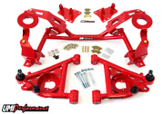 Umi Gm F-body Tubular K-member And A-arm Package Factory Springs Lsx Umi-240331r