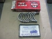 Renault Caravelle , R5, R8,r10 , R12 Main Bearing 0.25 Mm King Mb- 505 Am