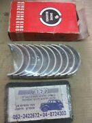 Renault Caravelle , R5, R8,r10 , R12 Main Bearing O / S 1.00 Mm King Mb- 505 Am