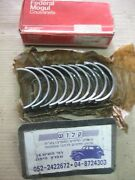Renault Caravelle , R5, R8,r10 , R12 Main Bearing 0.50 Size Federal Mogul 6286