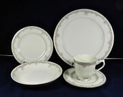 69-pcs Or Less Sango Monroe 1500 Pat Ivory China From Their Regency Coll.