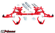 Umi 1998-2002 F-body Ls1 Front End Kit Drag Stage 5 Fbs005 Red Chrome Moly