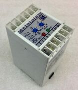 Multitek M200-a1o 1 Phase Current Relay 0-5a New In Box