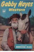 Gabby Hayes Western 15 Fawcett And03950 Egyptian Collection Fn/vf