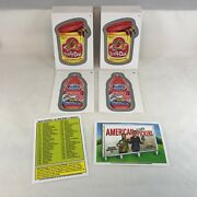 Wacky Packages Ans 11 2013 Complete Silver Border Card Set Variants 110 Total