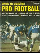 Sports All Stars Pro Football 1961-kyle Rote--nfl--afl Vg