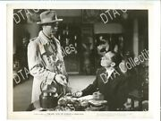 Lone Wolf In London-1947-8x10 Promo Still-alan Napier-paul Fung-action- Vg/fn