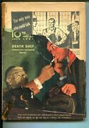 Shadow 3 4/1939-street And Smith-hard Boiled Hero-crime Pulp-maxwell Grant-g-