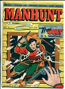 Manhunt 18 1948-me-fred Guardineer-trail Colt-lb Cole-red Fox Rcmp-fn-