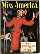 Miss America Comics Vol 5 6 1947 - Patsy Walker- Timely Golden Age